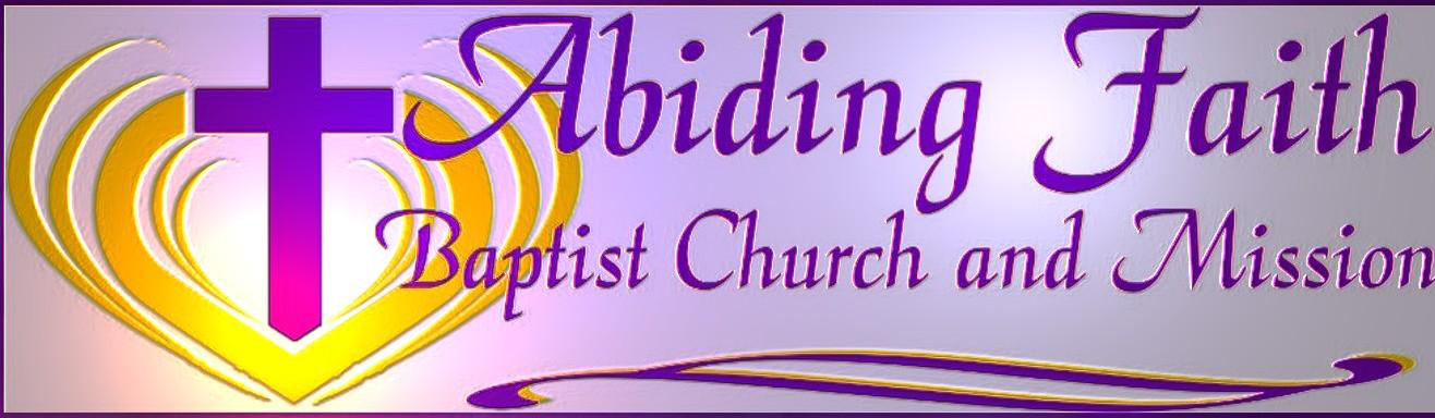 Come to Learn.  Come to Believe.  Come to Abiding Faith.